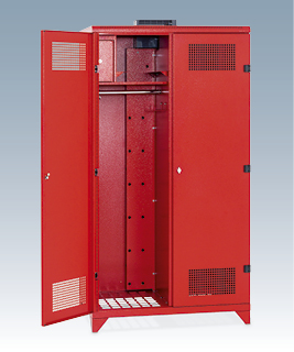 Fire lockers IPD